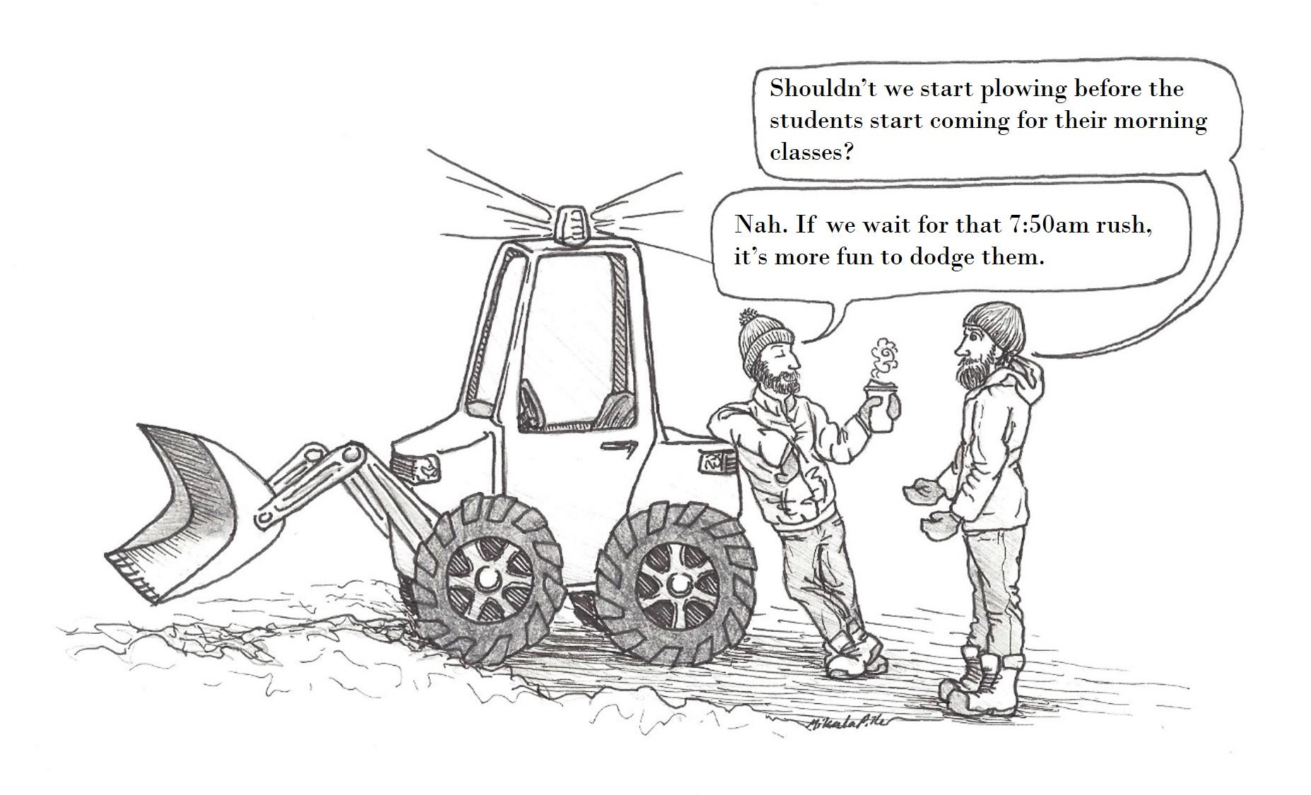 snow plow games