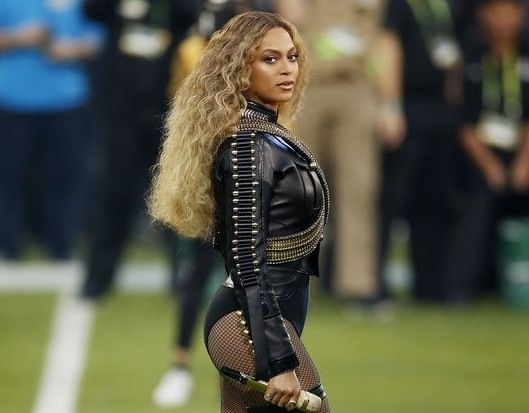 """As part of an all-star ensemble halftime show during the Super Bowl, Beyoncé performed her song """"Formation,"""" which has received backlash after being viewed as an attack on the police force by some."""